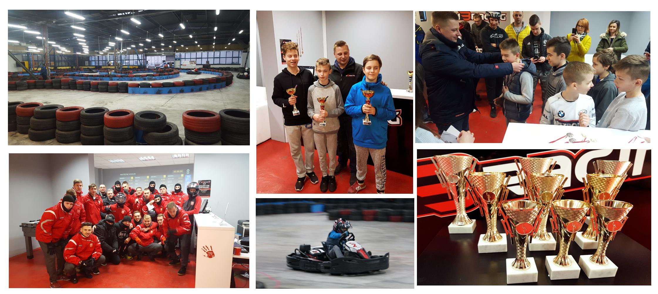 Międzyszkolne Mistrzostwa Dolnego Śląska w Kartingu Halowym 2018 – Harmonogram